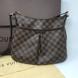 EUC Louis Vuitton Bloomsbury Damier Crossbody